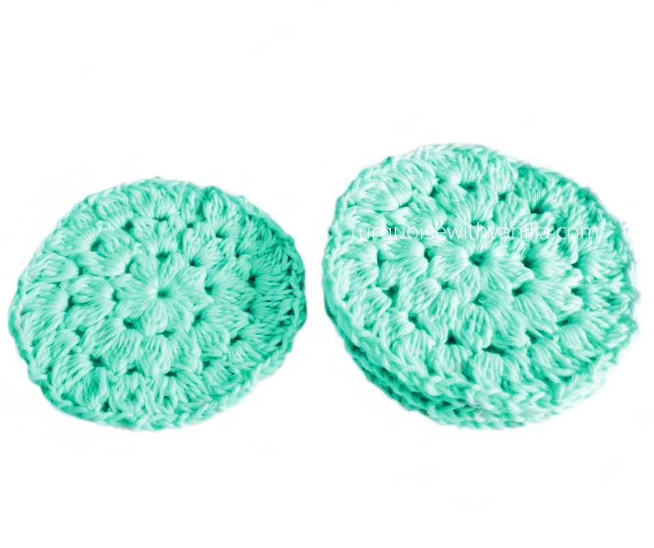 Reach results on Google's SERP when searching for crochet face scrubbies